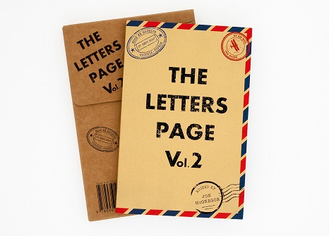 The Letters Page Vol 2 466x335